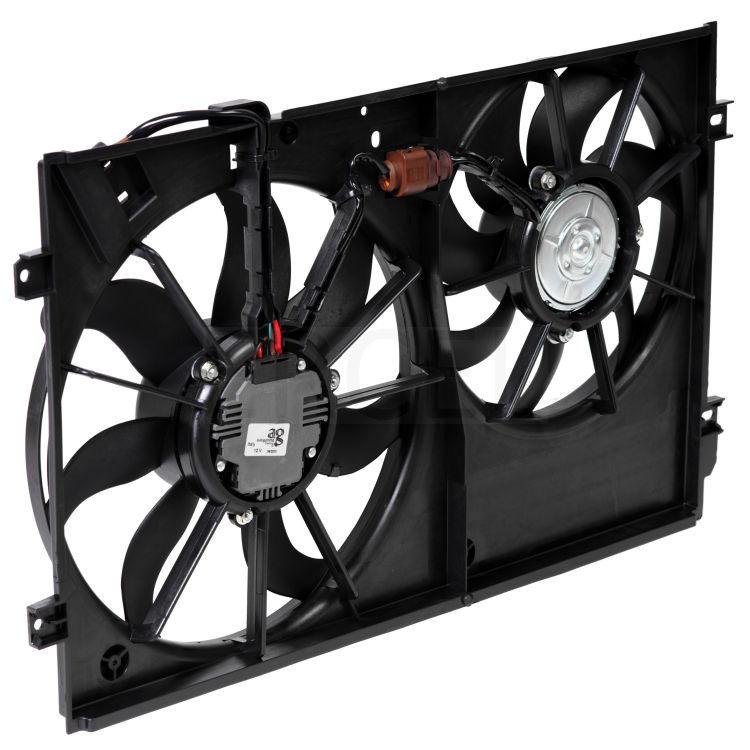 Koelsysteem ventilatorwiel motorkoeling