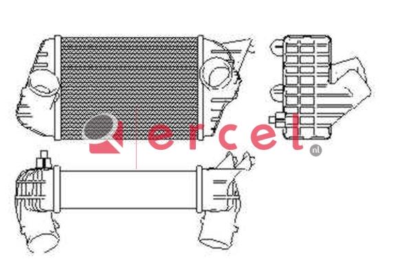 Interkoeler FII 436