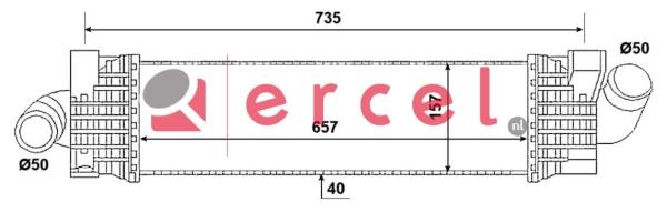 Interkoeler FOI 440