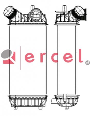 Interkoeler FOI 452