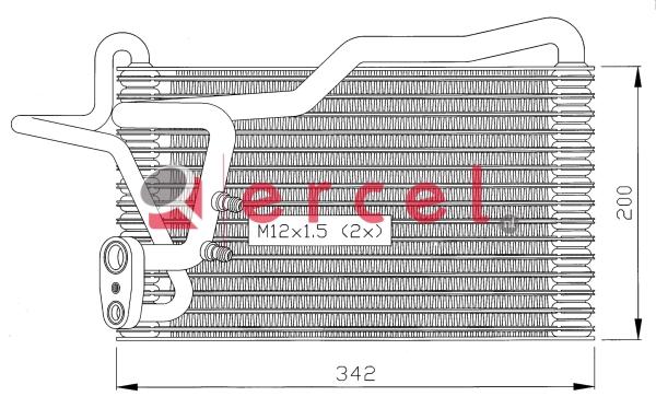 Airco verdamper AUV 004