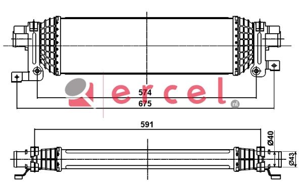 Interkoeler FOI 436