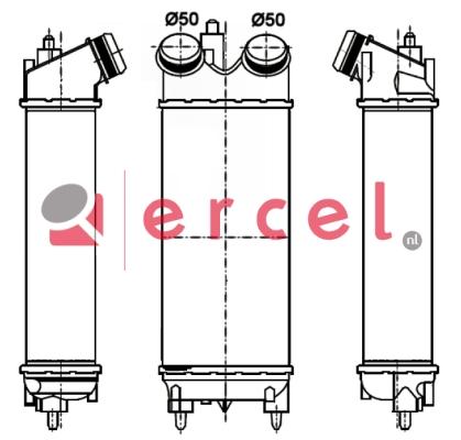Interkoeler FOI 446