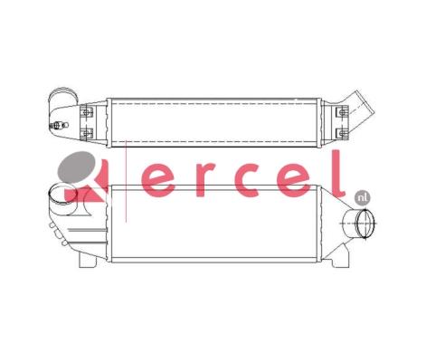 Interkoeler FOI 425