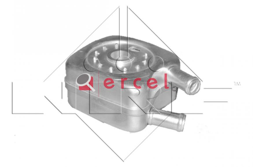 Oliekoeler AUO 348