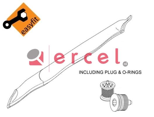 Airco droger/filter TOD 003