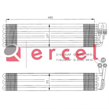 Airco verdamper MBV 006