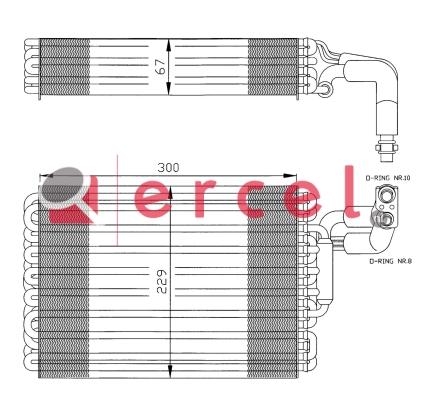 Airco verdamper MBV 001
