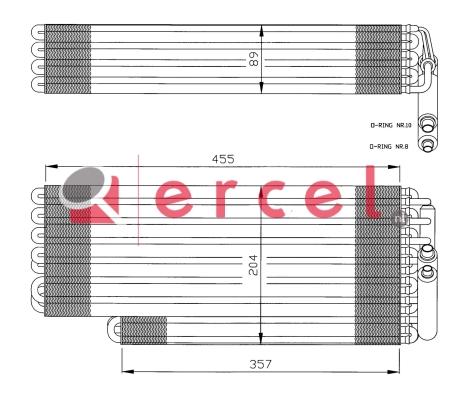 Airco verdamper MBV 018