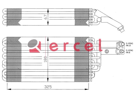 Airco verdamper MBV 013