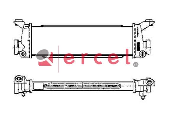 Interkoeler MBI 466