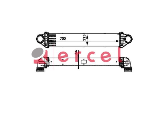 Interkoeler MBI 401