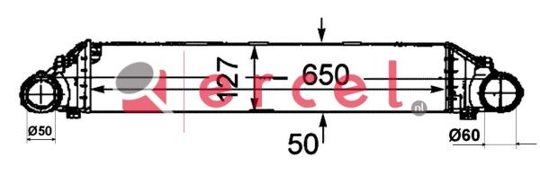 Interkoeler MBI 490