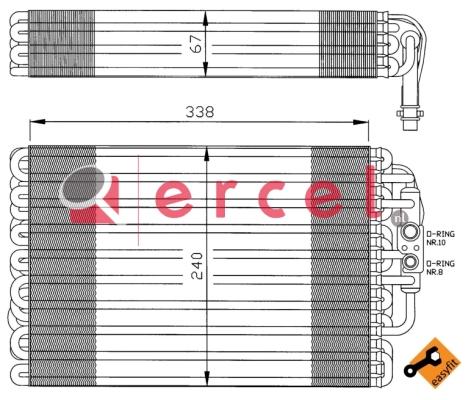 Airco verdamper MBV 017