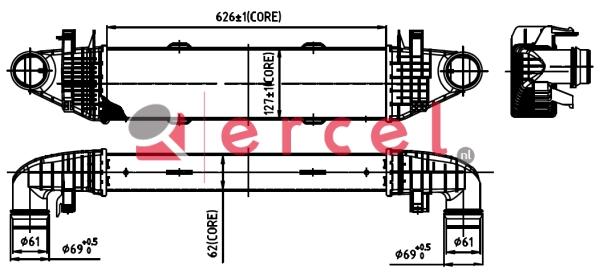Interkoeler MBI 433