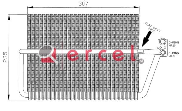 Airco verdamper MBV 004