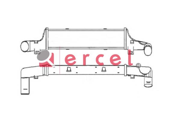 Interkoeler MBI 456