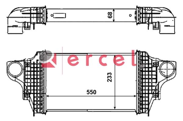 Interkoeler MBI 461