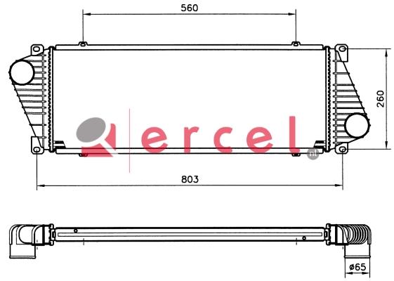 Interkoeler MBI 446