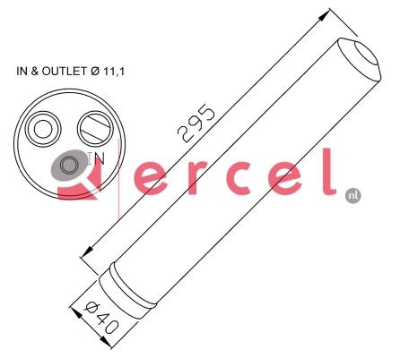 Airco droger/filter MBD 035