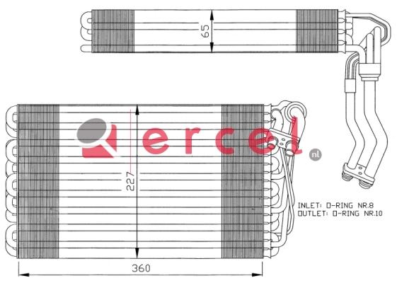 Airco verdamper MBV 014
