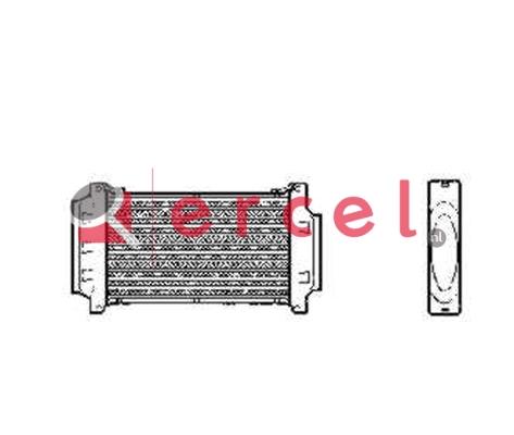Interkoeler BMI 418