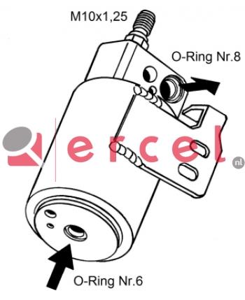 Airco droger/filter OPD 009