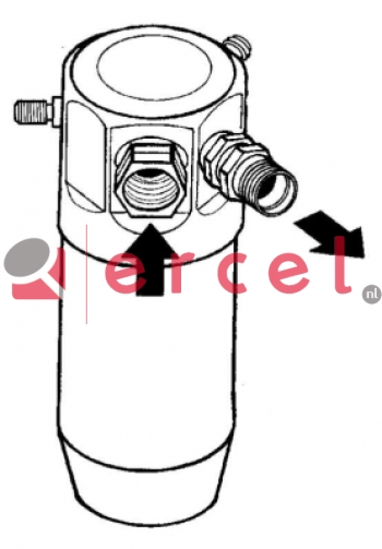 Airco droger/filter OPD 006