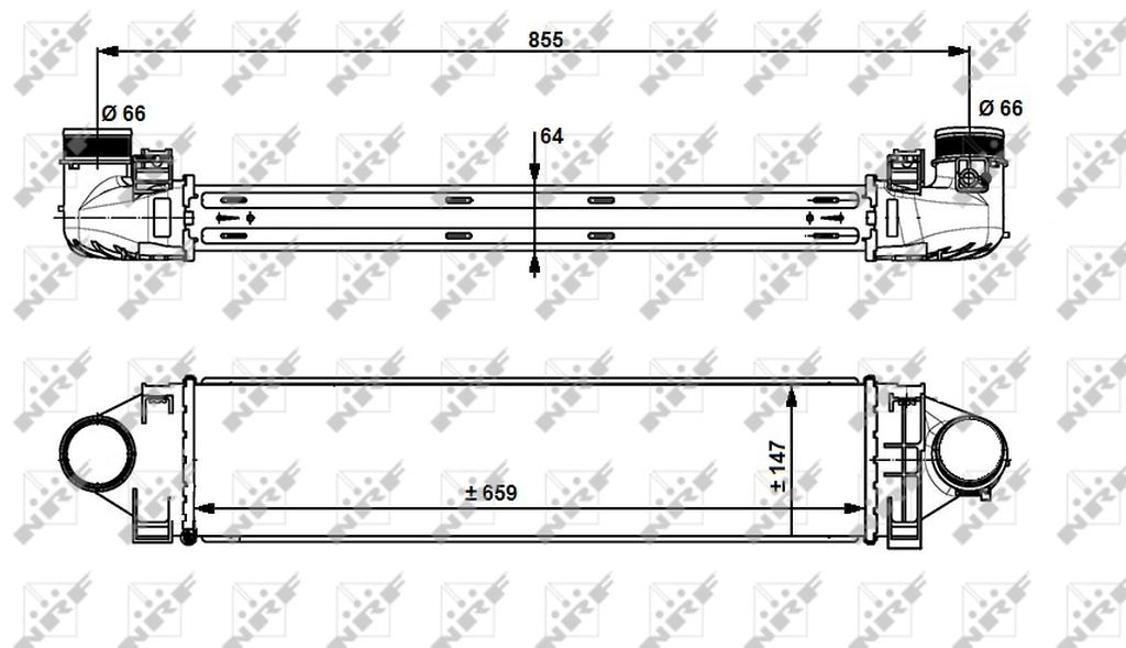 Interkoeler VOI 474