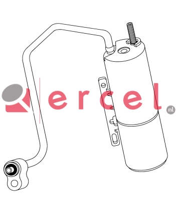 Airco droger/filter OPD 017
