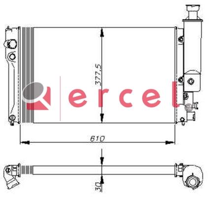 Radiateur PER 108