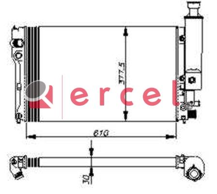 Radiateur PER 066