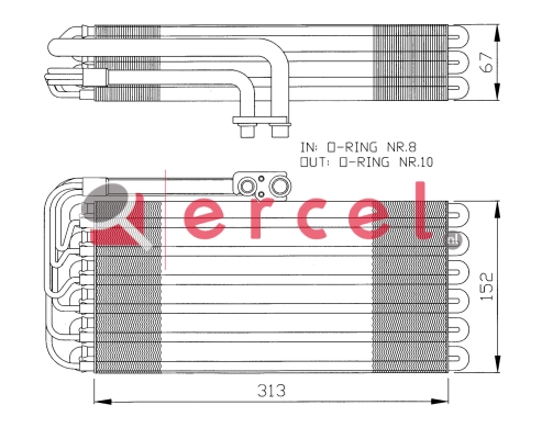 Airco verdamper POV 001