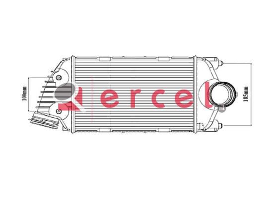 Interkoeler POI 424