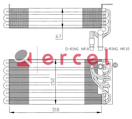 Airco verdamper POV 002