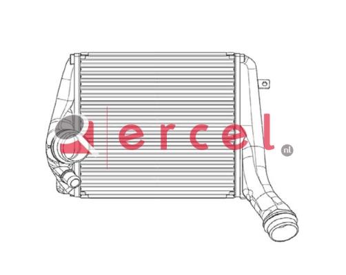 Interkoeler POI 418