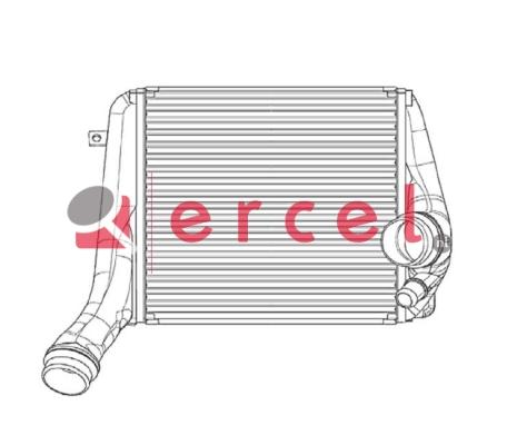 Interkoeler POI 420