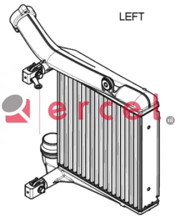 Interkoeler POI 454