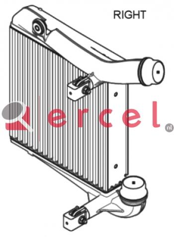 Interkoeler POI 456