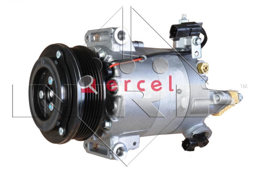 Airco compressor FOK 049 OEM