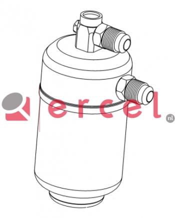Airco droger/filter BMD 030