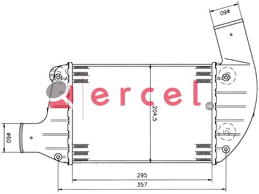 Interkoeler ARI 406