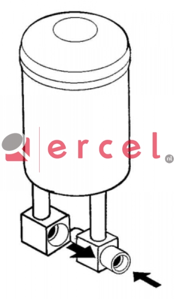 Airco droger/filter VWD 006