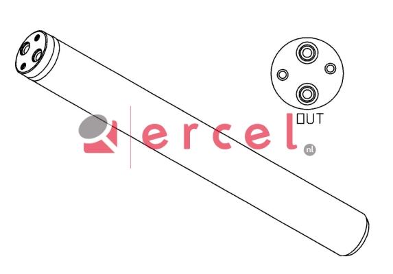 Airco droger/filter VWD 010