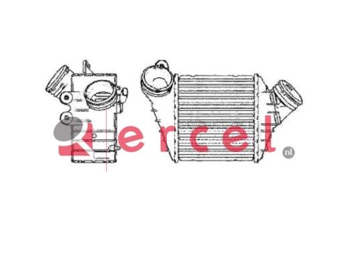 Interkoeler VWI 456