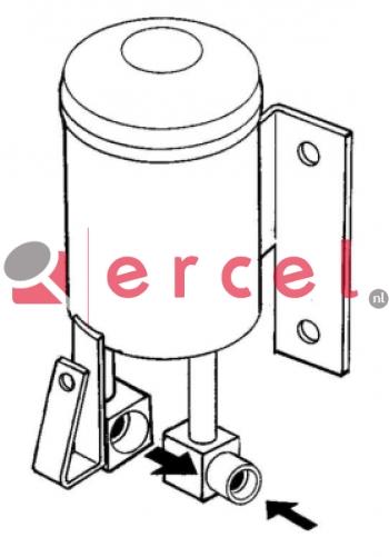 Airco droger/filter VWD 005