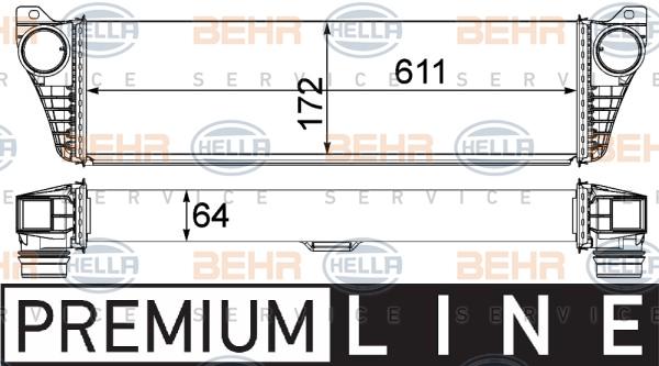Interkoeler MBI 437