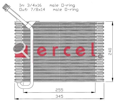 Airco verdamper VOV 001