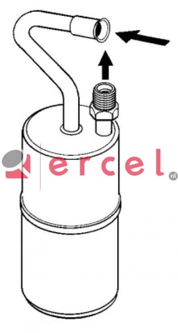 Airco droger/filter VOD 004