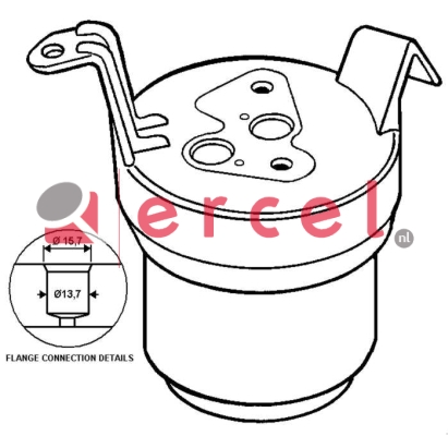 Airco droger/filter BMD 003